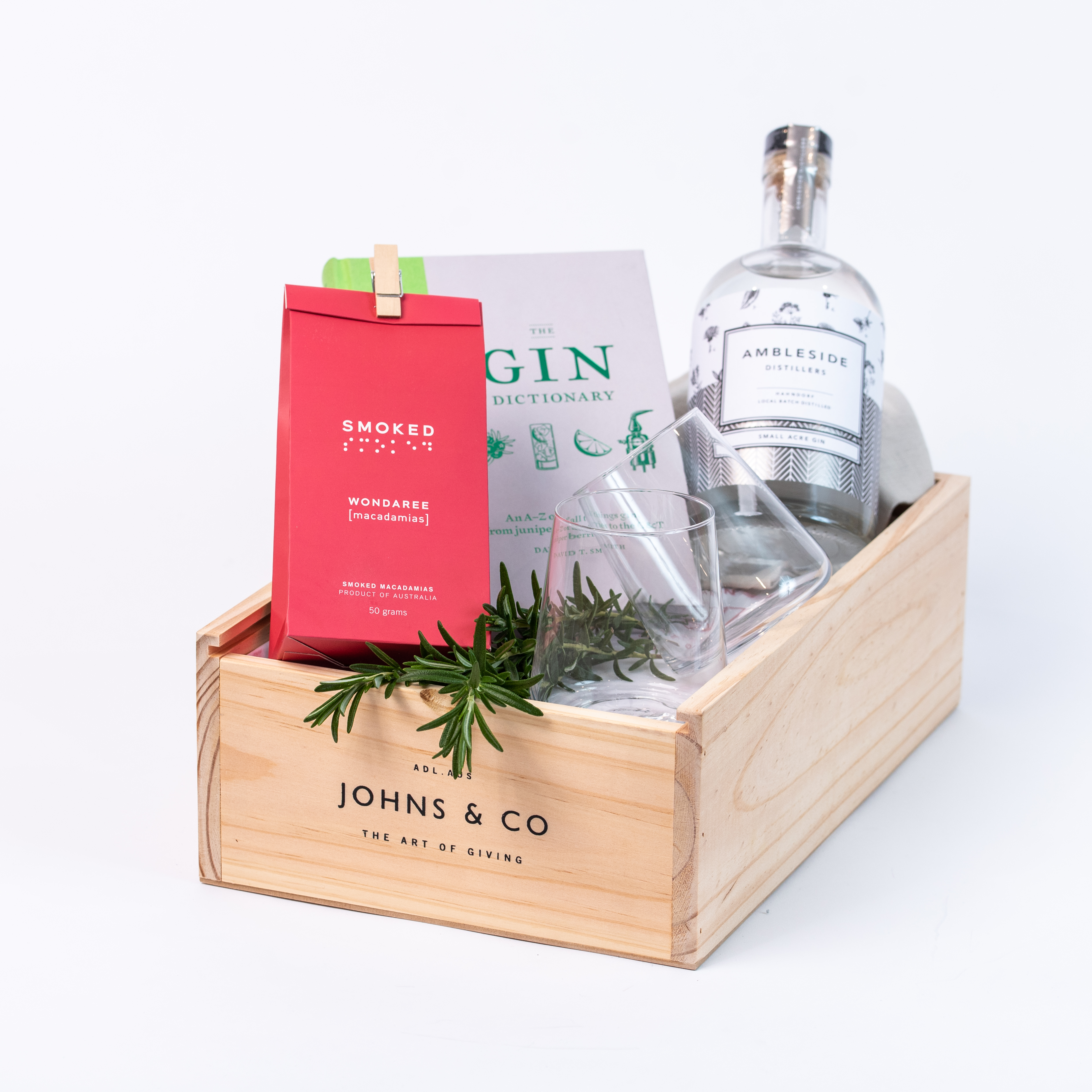 Gin Lovers Signature